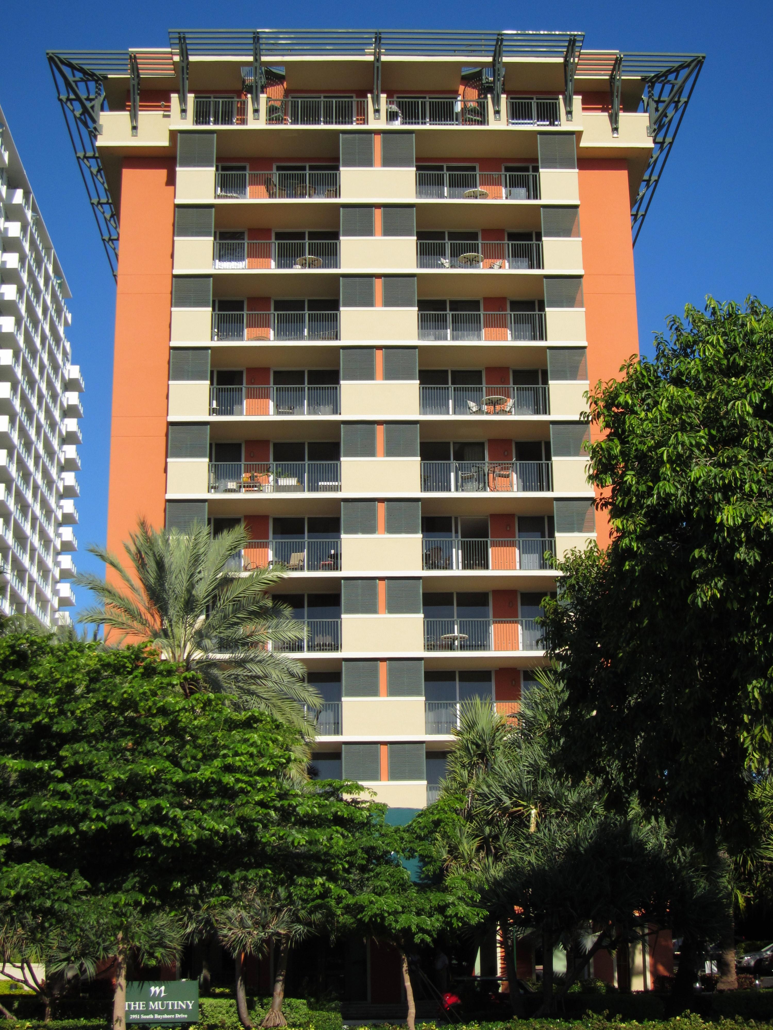 The Mutiny Hotel Miami Fl
