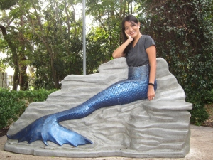 Visiting the Mermaids at Weeki Wachee Springs State Park, FL