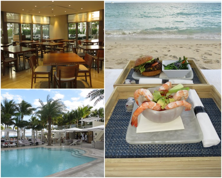 Atlántico, Fresco Beach Bar & Grill, and our delicious lunch on the beach