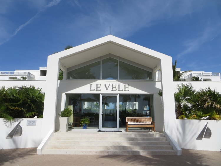 Le Vele Resort on Grace Bay Beach, Turks and Caicos