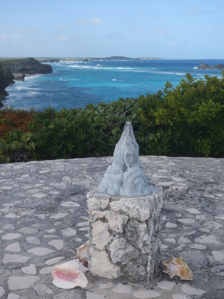 The Circle of Hope on Mudjin Harbour, Middle Caicos