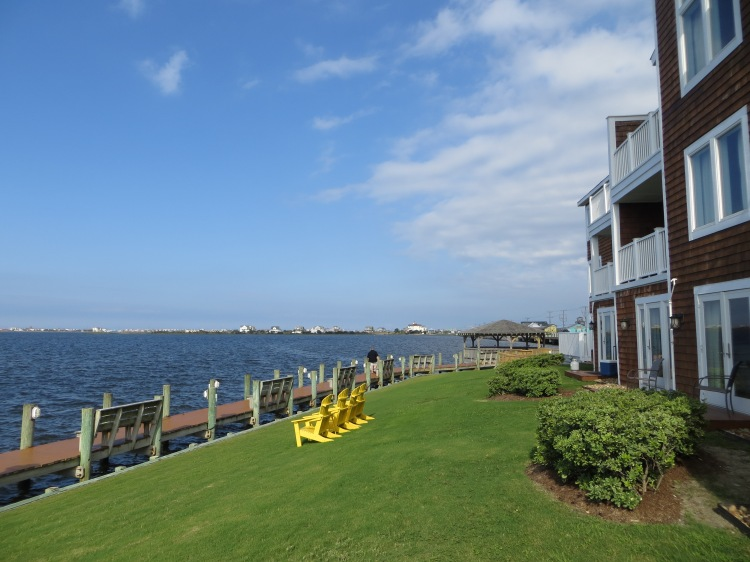 Oasis Suites Hotel, the only boutique hotel on the Outer Banks