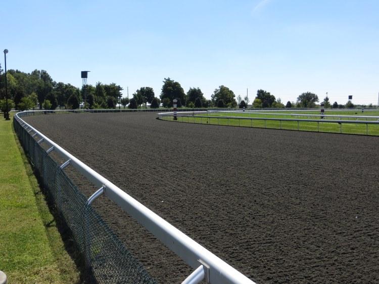 Keeneland race track