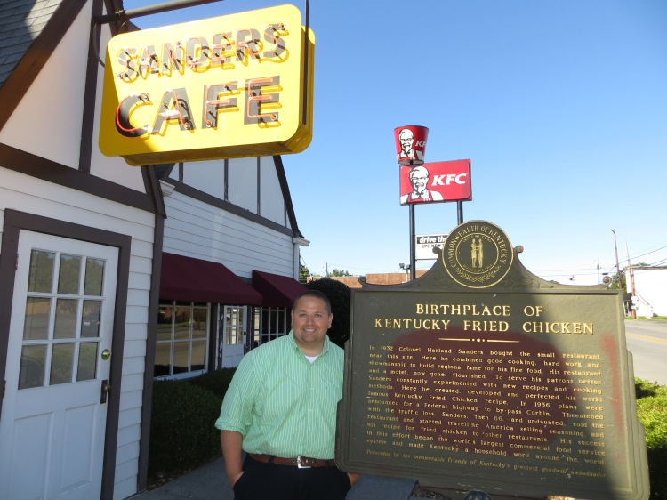 Sanders Cafe is a part of National Register of Historic Places.
